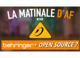 Behringer se sert dans l'Open Source ?