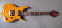 Test de la PRS SE Paul's Guitar Amber