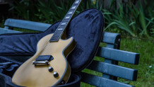 "Test de l'Epiphone Jared James Nichols ""Gold Glory"" Les Paul Custom"