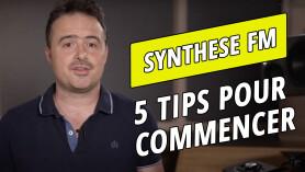 Synthés FM : 5 clés faciles pour commencer à créer vos sons
