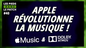 Podcast avec Denis Caribaux (ingénieur du son) et Anaïs Libolt (Dolby)