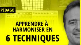 Savez-vous harmoniser, à la mode de chez nous ?
