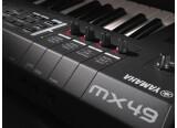 Test de la workstation Yamaha MX49