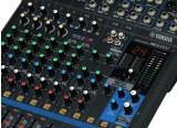 Test de la console Yamaha MG12XU