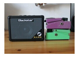 Test du mini-ampli pour basse Blackstar Fly 3 Bass