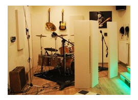 Test des panneaux acoustiques GIK Acoustics Screen Panel