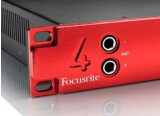 Test de l'interface audio Focusrite Red 4Pre