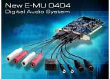 Test de l'E-MU 0404
