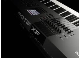 Test du Yamaha Motif XF