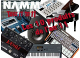 Le best of du NAMM 2011