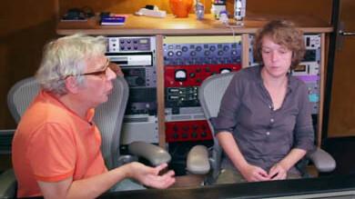 Interview Bénédicte Schmitt et Dominique Blanc-Francard