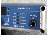 Test de la RME Fireface UCX