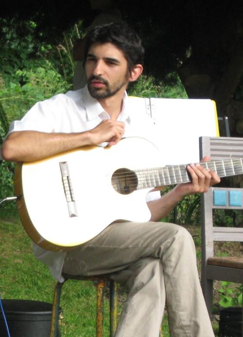 Cours de guitare, tous niveaux, différents styles