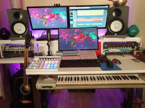 Enregistrement mixage mastering