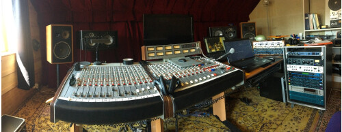 studio ou prise live