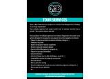 Music & Beat Productions vous propose du Tour Services !