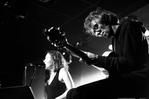 Berthe & Fracas, duo chant/guitare