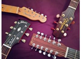 Cours de guitare secteur Besançon et par Internet