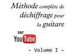 Apprenez le déchiffrage à la guitare