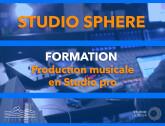 Formation Production musicale en Studio Pro SSL Duality - Protools 2020 - OTARI MTR90