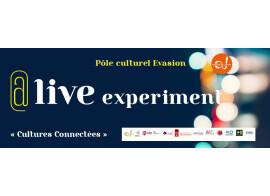 Echange visio ZOOM # @ Live Experiment # 2