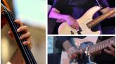 Cours contrebasse, basse et improvisation jazz tous instruments