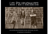 Le trio Les Polyphonautes recherche guitariste polyvalent