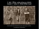 Le trio Les Polyphonautes recherche batteur polyvalent