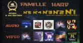 D-ZINK CHERCHE CHANTEUR/CHANTEUSE ROCK / HARD ROCK
