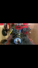 Cover maiden