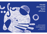 Créations Visuels Affiches et Pochettes CD