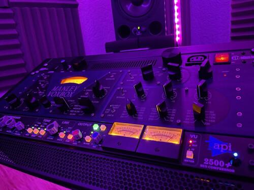 Cours MAO Studio d'enregistrement professionel