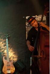 Bassiste/Contrebassiste pro pour enregistrement