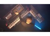 l'arrangement, la scene et l'enregistrement