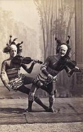 Cherche Chanteurs-instrumentistes