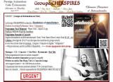 urgent : Chanteuses et Musiciennes dép 54