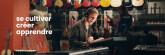 Professeur de Piano et/ou chant
