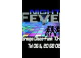 Groupe Night Fever 100% Disco Funk
