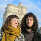 Rock indie FR vintage ch. claviériste