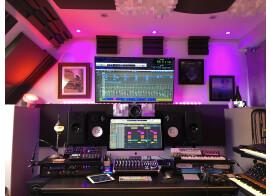 Studio d'enregistrement PRO - Prise de voix - Instruments - Mix - Mastering