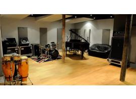 Studio d'enregistrement et répétition en plein coeur de Paris
