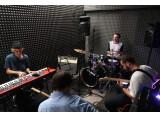 Répétition, coaching et concerts pour les groupes amateurs