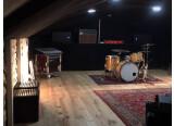 Salle de résidence musicale et de répétition  LYON 40m2
