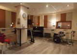 studio d'enregistrement Le bourget