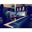 Studio prise de voix et enregistrement.