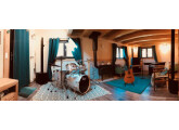 Studio de répet à Dingy-Saint-Clair