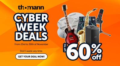 THOMANN Cyber Week