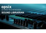 Korg annonce la Sound Librarian pour son Opsix