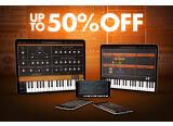 -50% sur Syntronik pour iOS chez IK Multimedia