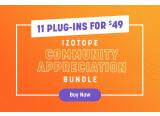 11 plug-ins pour $49 chez iZotope